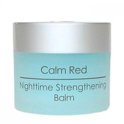 Holy Land Calm Red Nighttime Strengthening Balm - Укрепляющий бальзам 50 мл