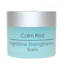 Holy Land Calm Red Nighttime Strengthening Balm - Укрепляющий бальзам 50 мл