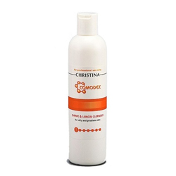 Christina Comodex 1 Grape & Lemon Cleanser - Очищающий гель 300 мл