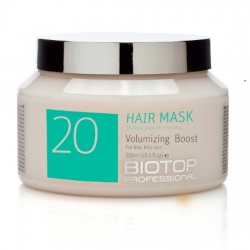 Biotop 20 Volumizing Boost - Маска, 500 мл