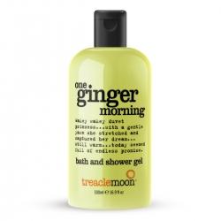 Treaclemoon One ginger morning bath & shower gel - Гель для душа Бодрящий Имбирь, 500 мл