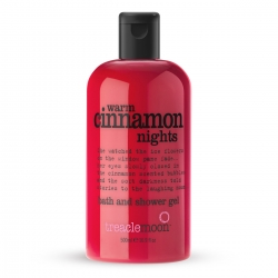 Treaclemoon Warm cinnamon nights bath & shower gel - Гель для душа Пряная Корица, 500 мл