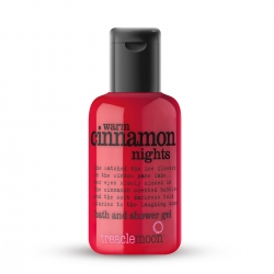 Treaclemoon Warm cinnamon nights bath & shower gel - Гель для душа Пряная Корица, 60 мл