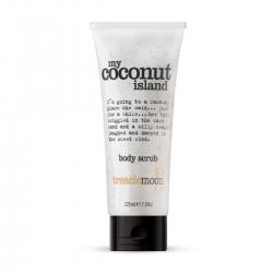 Treaclemoon My coconut island body scrub - Скраб для тела Кокосовый Рай, 225 мл