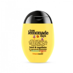 Treaclemoon Lemonade Handcreme - Крем для рук Домашний лимонад, 75 мл