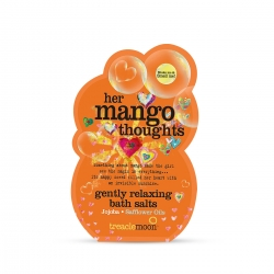 Treaclemoon Her mango thoughts badesch - Пена для ванны Задумчивое манго, 80 г