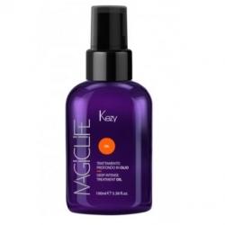 Kezy Magic Life Deep Intense Treatment Oil - Mасло для волос для глубокого ухода, 100мл