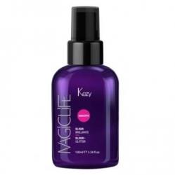Kezy Magic Life Elixir-glitter - Эликсир-блеск для контроля гладкости, 100мл