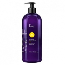 Kezy Magic Life Bio-Balance Shampoo - Шампунь Био-Баланс для жирной кожи головы, 1000мл