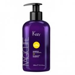 Kezy Magic Life Bio-Balance Shampoo - Шампунь Био-Баланс для жирной кожи головы, 300мл