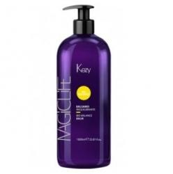Kezy Magic Life Bio-Balance Balm - Бальзам Био-Баланс для волос с жирной кожей головы, 1000мл