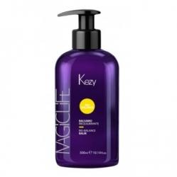 Kezy Magic Life Bio-Balance Balm - Бальзам Био-Баланс для волос с жирной кожей головы, 300мл