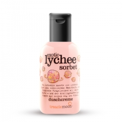 Treaclemoon Exotic Lychee Sorbet bath & shower gel - Гель для душа Экзотический личи, 60 мл