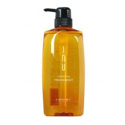 Lebel IAU Cleansing Freshmen - Охлаждающий аромашампунь для жирной кожи головы 600 мл