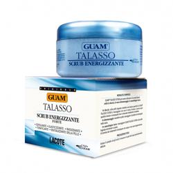 Guam Talasso Скраб для тела тонизирующий увлажняющий 420 г