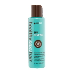 Healthy Sexy Hair Soy Renewal Mourishing Styling - Маска несмываемая на масле арганы 125 мл
