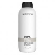 Selective Shampoo Midollo Di Bambu - Шампунь с вытяжкой из бамбука для химически обработанных волос 1000 мл