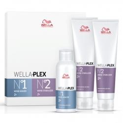 Wella°plex - Тестовый салонный набор, 1+2 3*100 мл