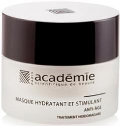 Academie Masque Hydratant et Stimulant - Увлажняющая и стимулирующая маска, 50 мл