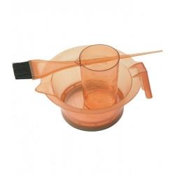 Sibel - Набор для  окраски волос оранжевый