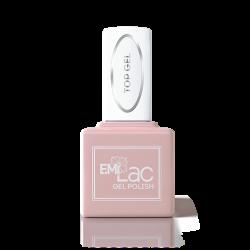 E.MiLac Top gel - Покрытие верхнее для гель-лака, 9мл
