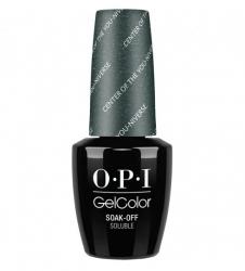 Opi GelColor Center of the You-niverse, - Гель-лак для ногтей, 15мл