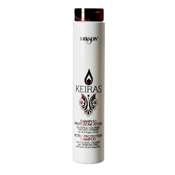 Dikson Keiras Shampoo Protezione Attiva - Шампунь «Активная защита» с маслом Арганы и экстрактом семени льна 250 мл