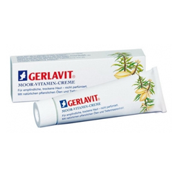 Gerlavit Moor-vitamin-creme - Витаминный крем для лица Герлавит 75 мл