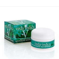 Veda Vedica Крем для лица натуральное увлажнение 50 мл
