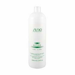 Kapous Professional ActiOx - Кремообразная окислительная эмульсия с экстрактом женьшеня и рисовыми протеинами 1,5%, 1000 мл