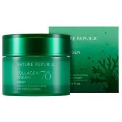 Nature Republic  Collagen Dream - Крем с морским коллагеном, 70 мл