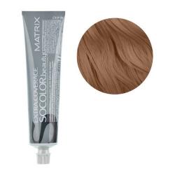 Matrix socolor beauty - Светлый блондин мокка крем-краска для волос 100% покрытие седины 508M 90 мл