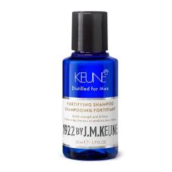 Keune 1922 Care Fortifying Shampoo - Укрепляющий шампунь против выпадения, 50 мл