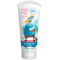 Estel Little Me Coconut Shower Gel - Детский гель для душа Кокос 200мл