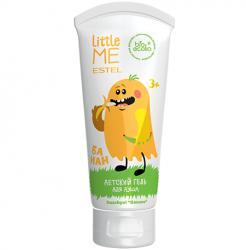 Estel Little Me Banan Shower Gel - Детский гель для душа Банан 200мл