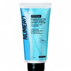 Brelil numero elasticizing mask - Маска для вьющихся волос с оливковым маслом 300 мл
