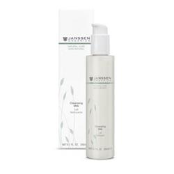 Janssen Organics Cleansing Milk - Нежное молочко для деликатного очищения кожи 200 мл