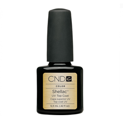 CND Shellac Top Coat - Верхнее покрытие 12,5 мл