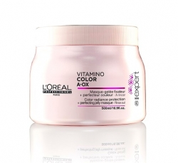 L'Oreal Professionnel Vitamino Color Mascque AOX - Витамино Колор Маска, 500 мл