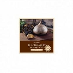 Deoproce Black Garlic Soap - Мыло для лица с экстрактом чёрного чеснока, 100 г