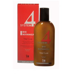 Sim Sensitive System 4 Bio Botanical Shampoo - Биоботанический шампунь 215 мл