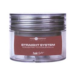 Hair Company Hair Light Straight System - Крем для химического выпрямления волос 250 мл