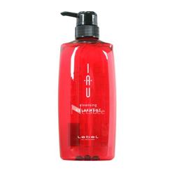 Lebel IAU Cleansing Relaxment - Расслабляющий аромашампунь для сухой кожи головы 600 мл