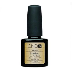 CND Shellac Top Coat - Верхнее покрытие 7,3 мл