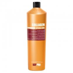 Kaypro Collagen Special Care - Шампунь с коллагеном для длинных волос, 1000 мл