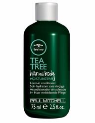 Paul Mitchell Tea Tree Hair And Body Moisturizer - Несмываемый увлажняющий кондиционер для волос и тела 75 мл