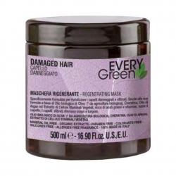 Dikson Every Green Damaged Hair Mashera Rigenerante - Маска для поврежденных волос, 500 мл