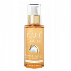 Keune Care Line Satin Oil Treatment Coarse - Масло Плюс Для Сухих Жестких Волос «Шелковый Уход» 95 Мл