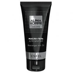 Estel Alpha Homme Shaving Oil Gel - Масло-гель для бритья, для мужчин, 100 мл