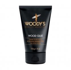 Woody's Wood Glue Extreme Styling Hair Gel - Гель для волос ультра сильной фиксации, 113 гр